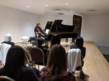 The International Music Academy masterclass